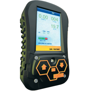 Win3 Intelligent Gas Detector