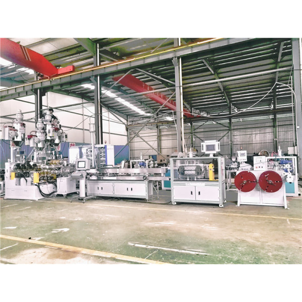 PA1- 5 Layer Composite Pipe Extrusion Line