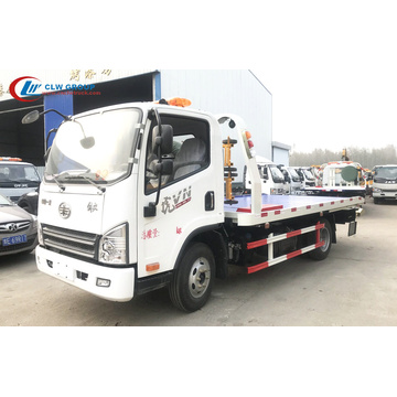 2019 New FAW VH 4.2m Transport Towing vehicle