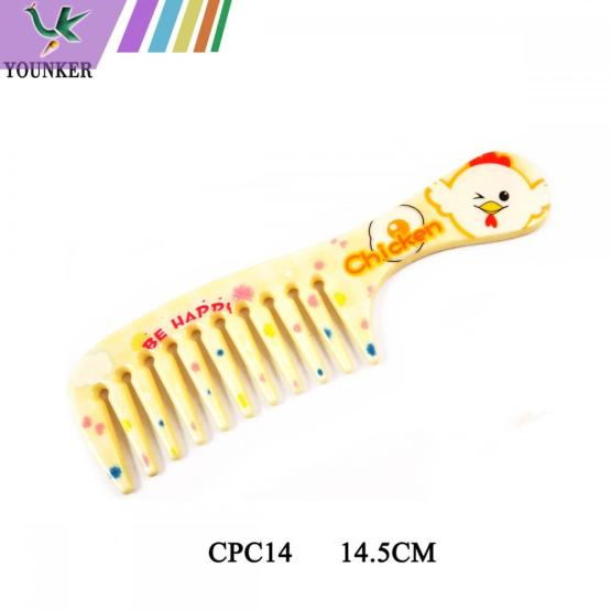 Plastic massage home adult hair comb