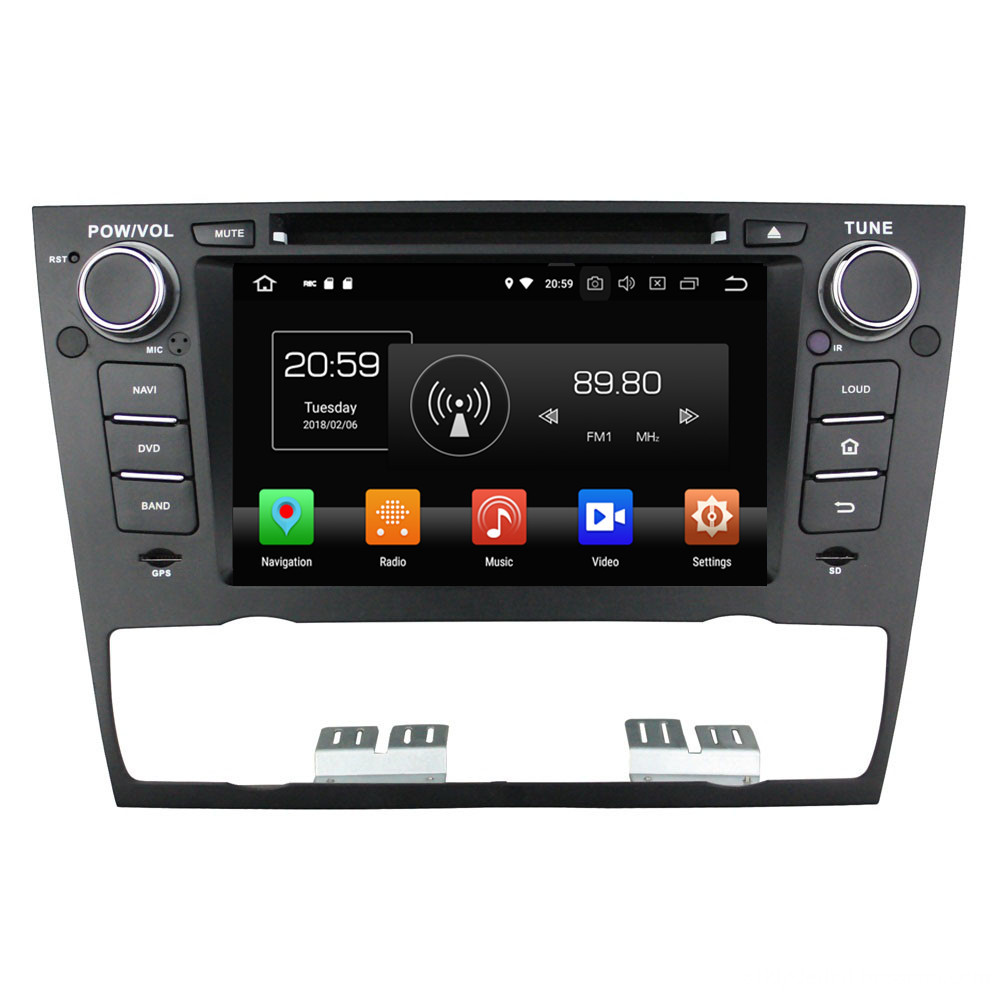 car multimedia units for E39