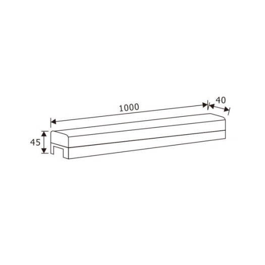 Linear Warm White 12W LED Wall Washer