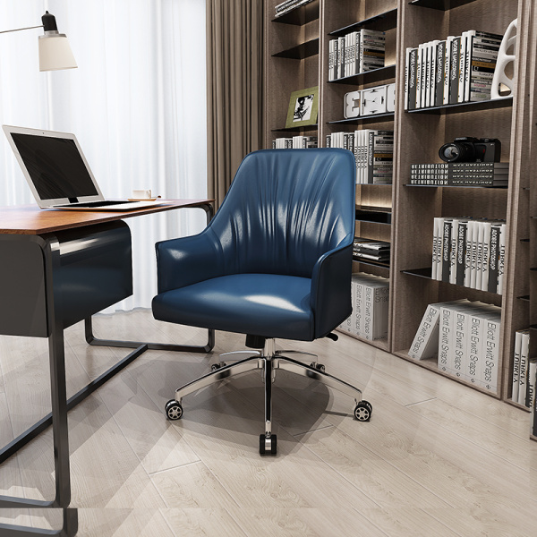 PU Leather Armchair for Home Office Furniture