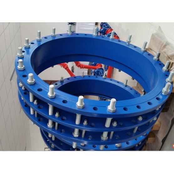 Ductile iron fabricated Dismantling joint