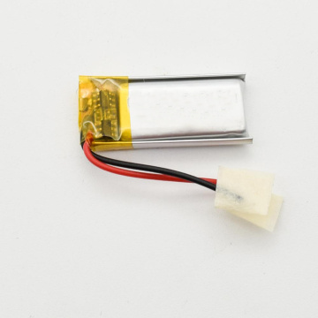smallest battery 3.7V lithium polymer lipo battery 110mAh
