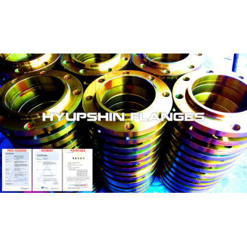 ANSI B16.5 Class 150 Forged Flanges