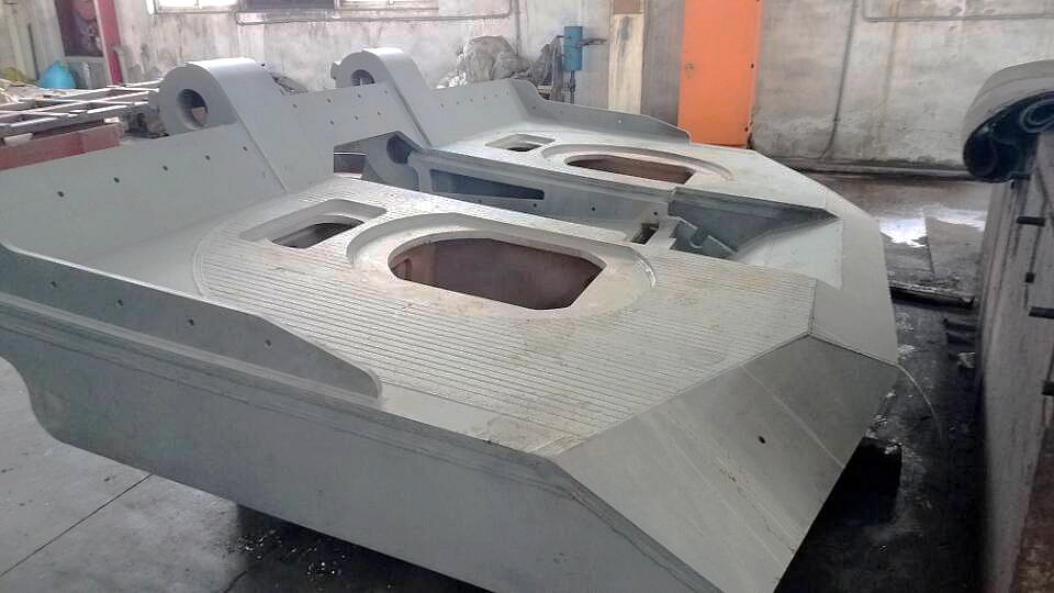 Mighty Gantry Machining Center