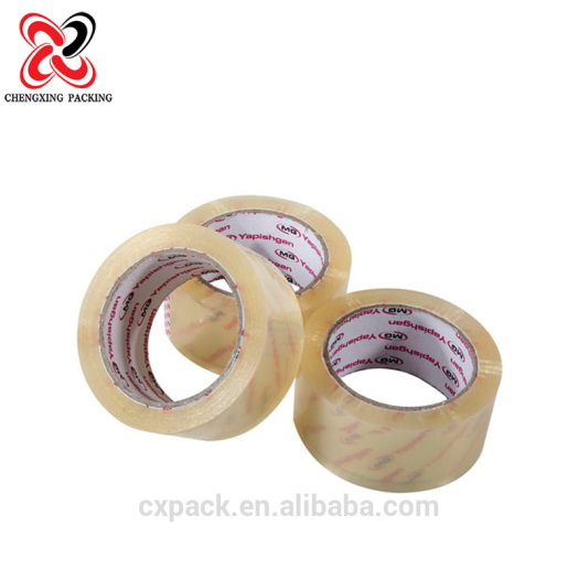 Custom Logo Printed Clear Box Sealing Tape