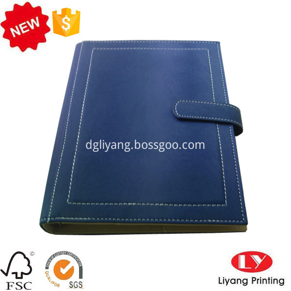 notebook with magnet