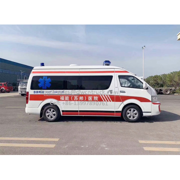 Brand New Jinbei Gasoline Ambulancias for sale