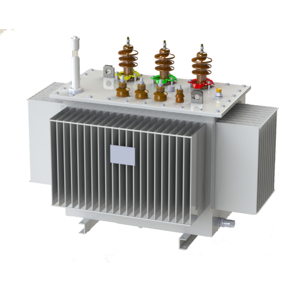 80kVA 15kV Oil Immersed Distribution Transformer