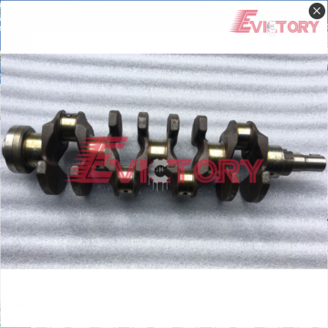4Y cylinder head block crankshaft connecting rod