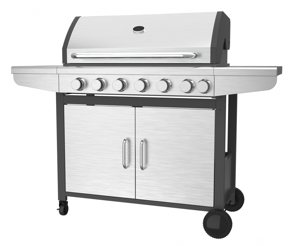 Outdoor Gas Barbeque Garden Grill