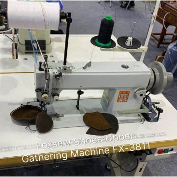 FOXSEW Shoes Upper Gathering Sewing Machine