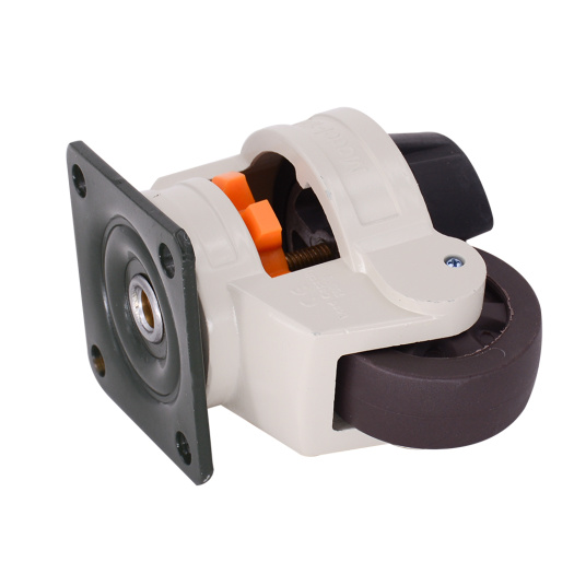Heavy Duty Adjustable Nylon Casters
