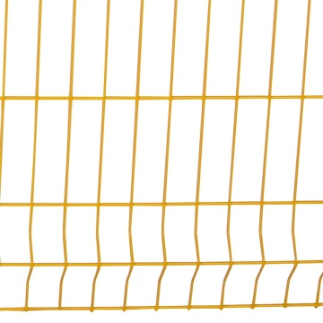 2x2 welded wire mesh fence panels in 6 gauge dog fence fastener
