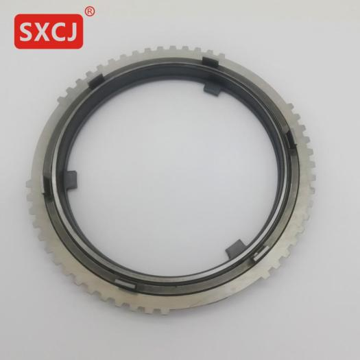 iron synchronize ring assembly