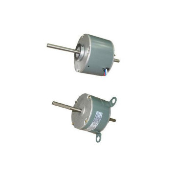 Cast Aluminum rotor single phase AC motors 140mm for indoor / outdoor units