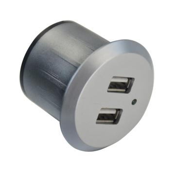 Dual Port USB Charger Strip