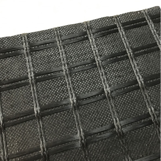 Geocomposite Geotextile Stitched With Geogrid