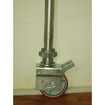 Scaffold Casters Wheel with Brake