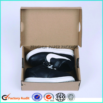 Wholesale Custom Drop Front Shoe Carton Box