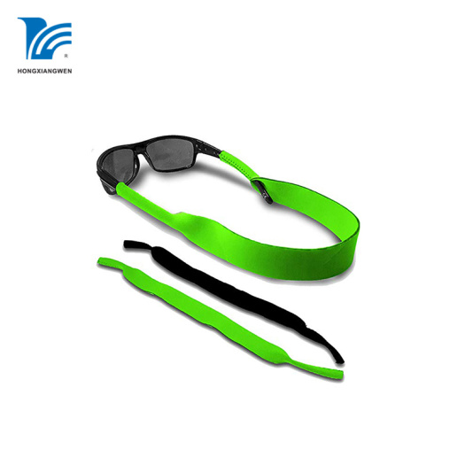 Custom Colorful Neoprene Bulk Sunglasses Strap