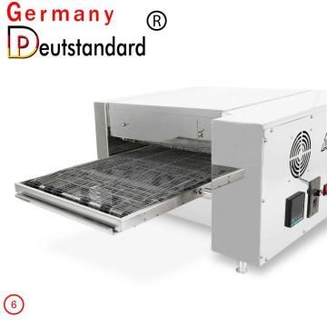 commerial pizza oven conveyor with CE