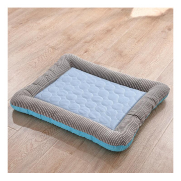 Summer ice silk pet cushion cooling pad
