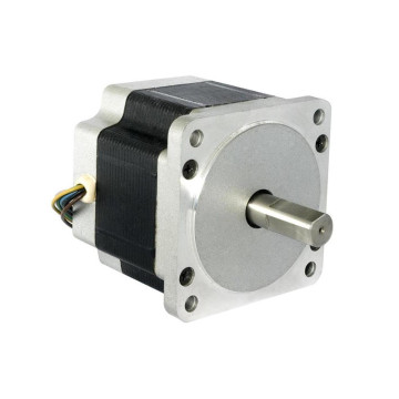 85mm Hybrid Stepper Motor Step Angle of 1.8°for Cutting Machines/ 85BYGH