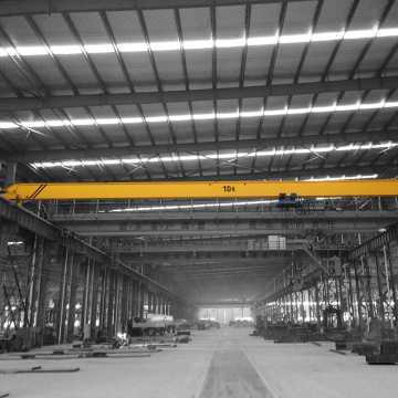 10ton single girder workshop use overhead crane price