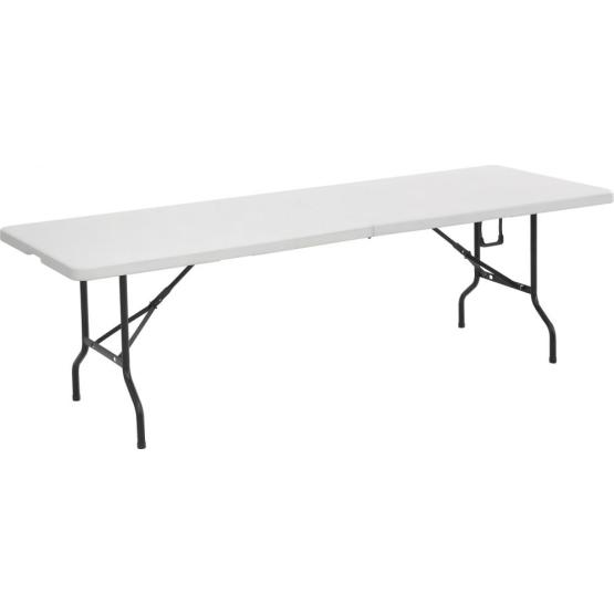 8FT Rectangle Fold in Half Table