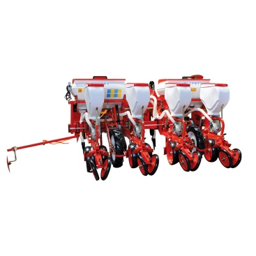 4 rows pneumatic precision planter