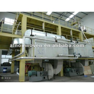 SMS pp nonwoven fabric production line