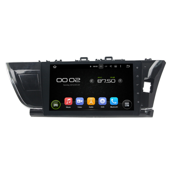 Toyota Corolla 2014-2015 Right Car DVD Player