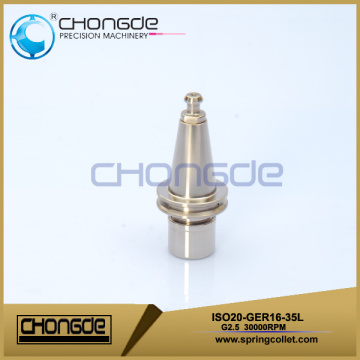 High Precision Quenching ISO20 GER Spring Collet