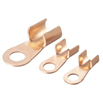 Copper Passing Through Crimp Type Terminal Lug