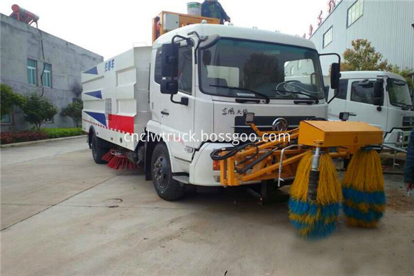 road sweeper truck manufacturers 1