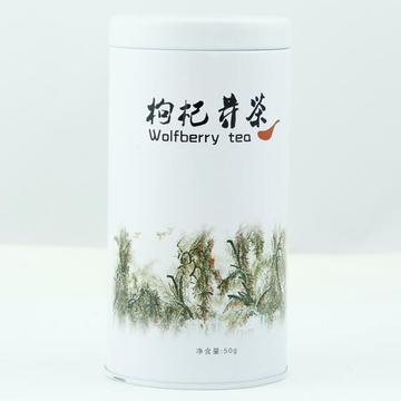 Wolfberry bud tea goji sprout tea