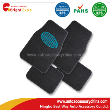 Anti Slip Carpet Floor Mats For Car