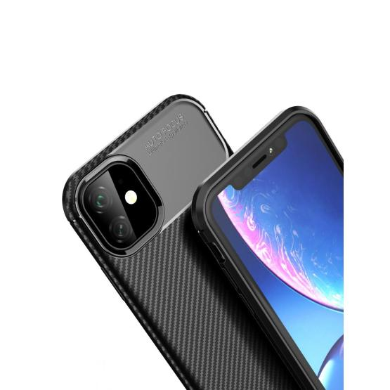 TPU Silicone Phone Case Cover for iPhone 11