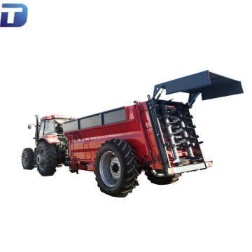 Animal Waste Manure Spreader and Distributor