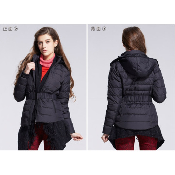 Down Jacket Winter Solid Fashion Down Jacket