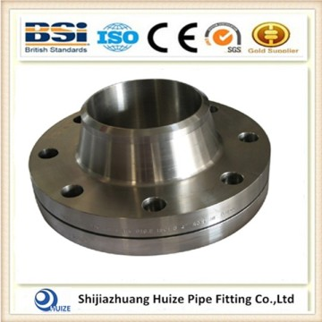 Stainless Steel WN RF Flange