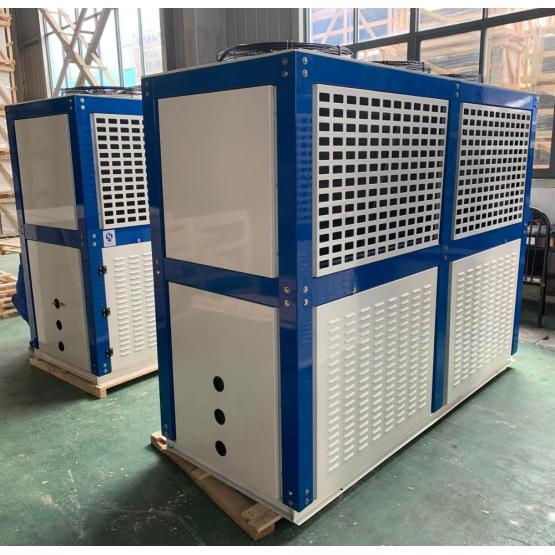 compressor V-type air cooled condensing unit
