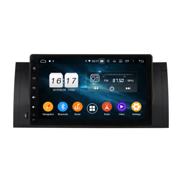 E39 Full Touch car stereo dvd player