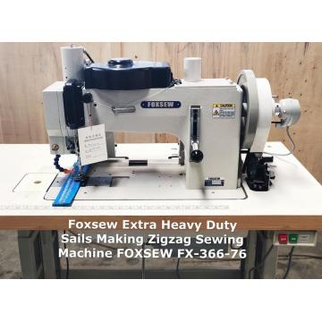 Heavy Duty Sails Making ZigZag Sewing Machine