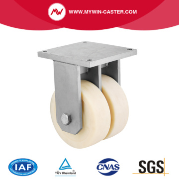 Extra Heavy 10 Inch 5000kg Rigid PA Caster