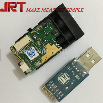 40m RS232 Laser Distance Sensor Modules-B605B M703A U81