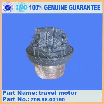 Excavator PC400-6 Travel Motor Assy 706-88-00151